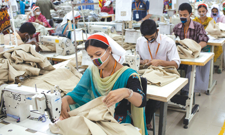 EU team praises safety efforts in Bangla garment units