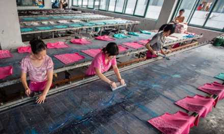 China textiles mills under sustainability drive save millions