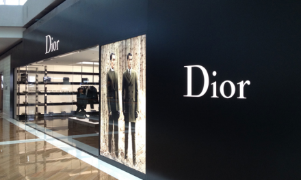 Christian Dior, Nike top apparel companies