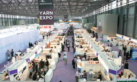 Dynamism in Asian yarn & fibre market reflects in Yarn Expo Autumn