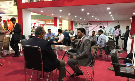 Important trade fair in difficult competitive environment