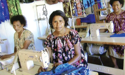 PNG Govt. to support its garment and textile industry