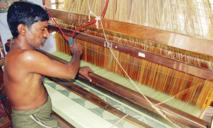 Telangana to launch saving scheme for welfare of weavers