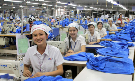 Vietnamese textile and clothing industry set for strong growth