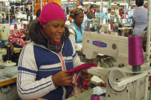 Zimbabwe clothing industry experiences 165 per cent growth
