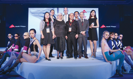 INVISTA hosts China hosiery forum