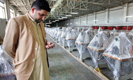 Afghanistan exploring measures to revive its textile industr