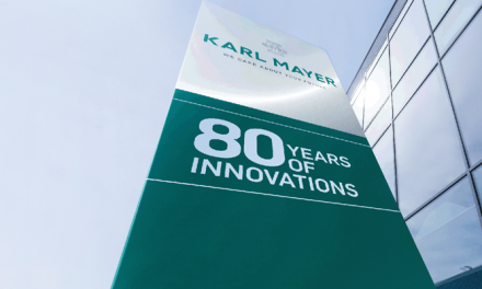 Karl Mayer hosts in-house 80th anniversary shows