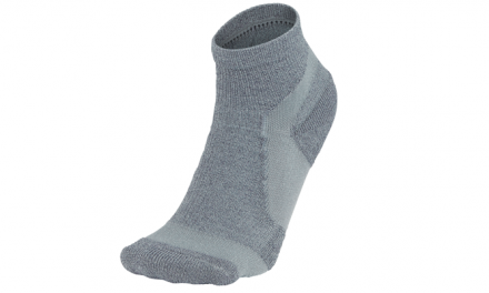 Paper-fibre socks with lasting dryness