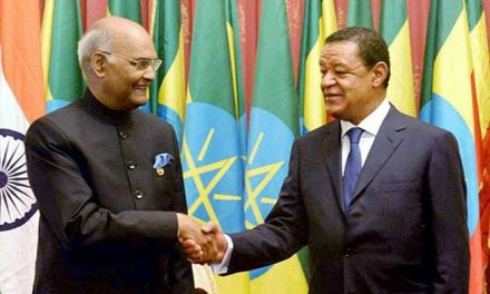 Ethiopia, India sign various partnership agreement includes textile