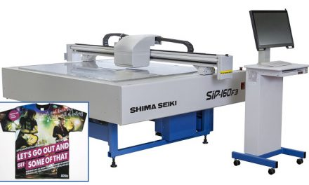 Shima presents its digital textile printing offering