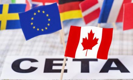 Textiles, apparel products eligible under CETA preferential tariff treatment
