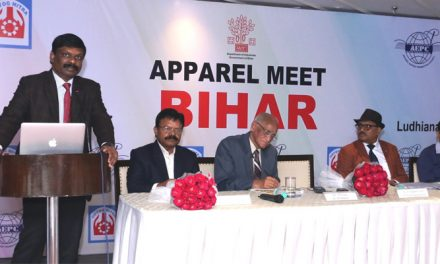 Bihar Government organises meeting with city exporters