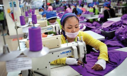 Global textile and apparel exports fall