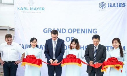 Karl Mayer launches Vietnam workshop
