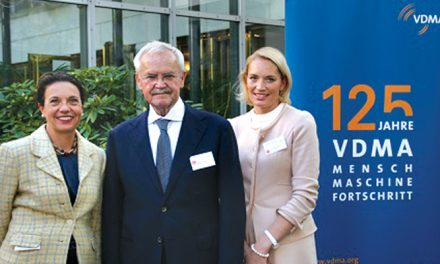 Regina Brückner elected new chairperson of VDMA