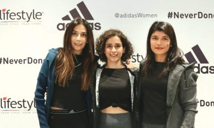 adidas partners with Lifestyle International