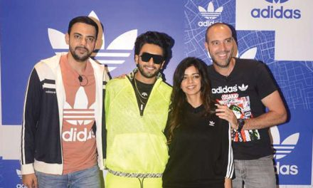 adidas Originals 'Fashion Destination Door' store debuts in India a space