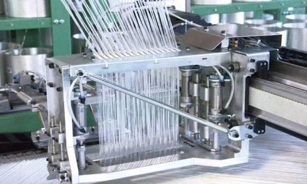 Karl Mayer presents innovative solutions for reinforcement layer fabrics