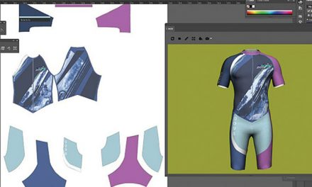 EFI Optitex launches 3D Design Illustrator to customize 3D garments