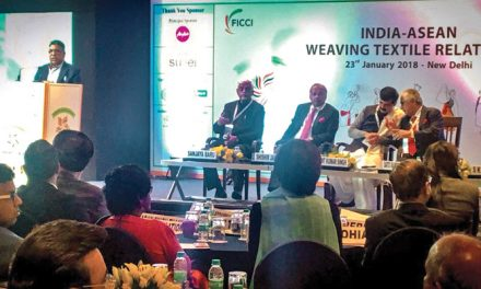 India could be one-stop sourcing spot for Asean's textile wants