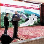 Mahlo and Monfongs hold symposium in China