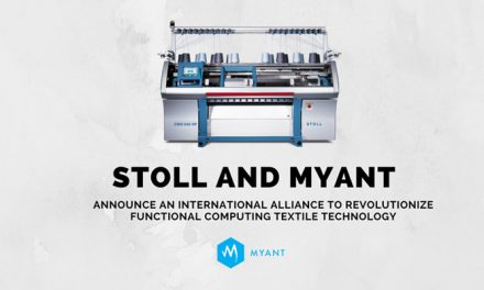 Stoll and Myant announce an international alliance