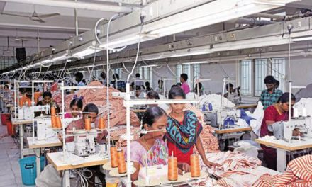 Tirupur textile manufacturing units to get classified under MSMEs