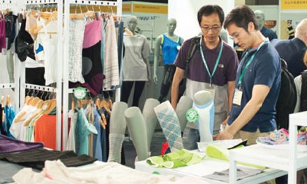 YiwuTex 2018 will promote smart and sustainable textile development