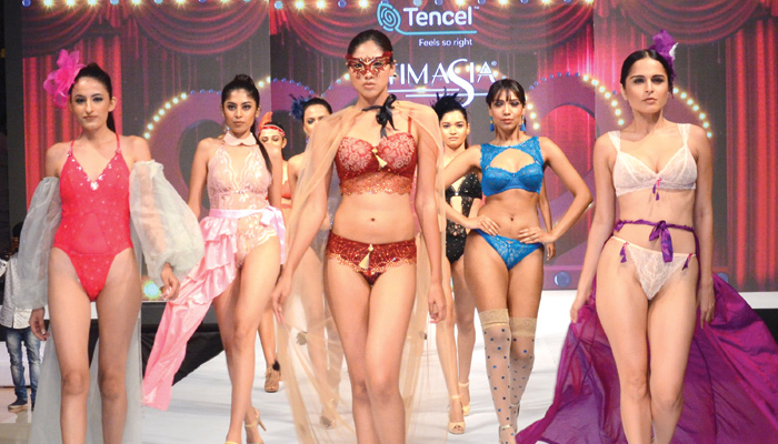 Intimasia 2018 Connects all major facets of intimate apparel industry