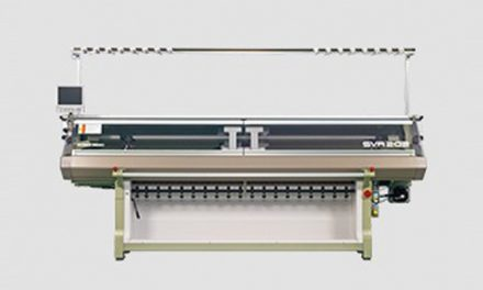 Shima Seiki introduces wide needlebed version SVR technology
