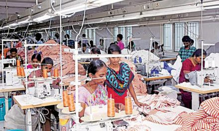 Knitwear exports from Tirupur back to robust growth