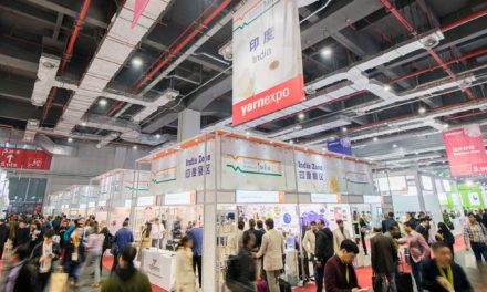 Yarn Expo: Confirms status as Asia's important industry event