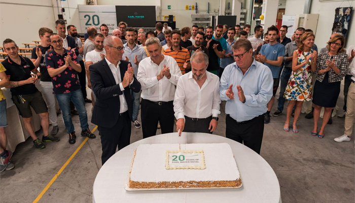 20 years of Karl Mayer Rotal