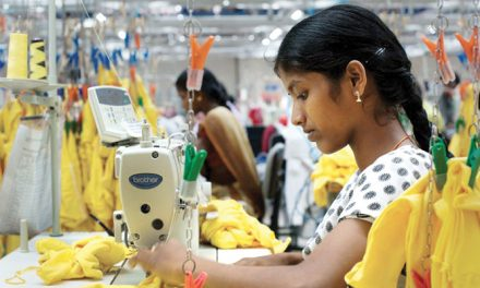 Apparel exports fall by 17 per cent