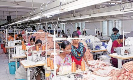 Exports shows downward trend in labour-intensive sectors