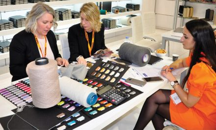 International Yarn Fair Becomes center of global yarn trade