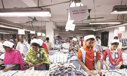 Special package for textiles boosts exports