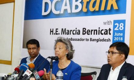 US wants Bangladesh to diversify export base