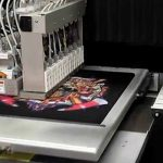 Some of the latest technological developments in KNITTING & PRINTING