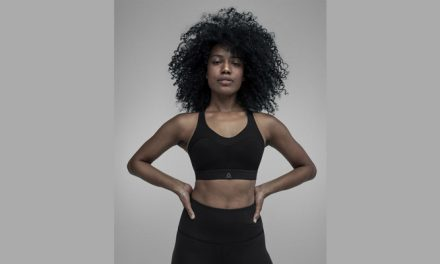 Reebok launches sports bra featuring new reactive technology