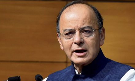 Jaitley says Indian economy to grow at 8 per cent