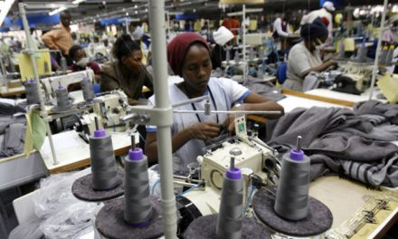 Mixed fabric of Kenya's textile exports to Agoa