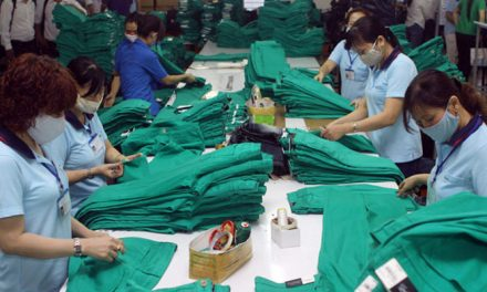 Vietnamese garments exports to South Korea increase