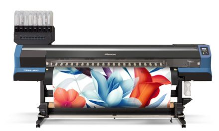 Mimaki announces new dye-sublimation transfer inkjet printer