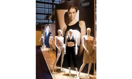 Naia cellulosic yarn enters into Womens wear segment