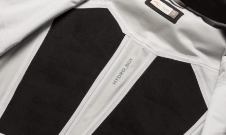 KJUS unveils world's 1st garment featuring technology that eliminates sweat