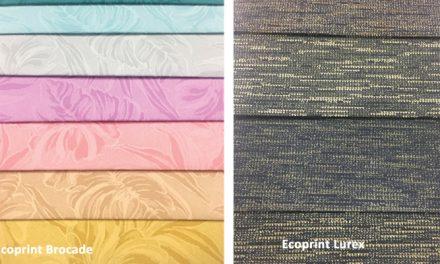 EUROJERSEY presents new SS'20 Sensitive® Fabrics Lingerie Collection