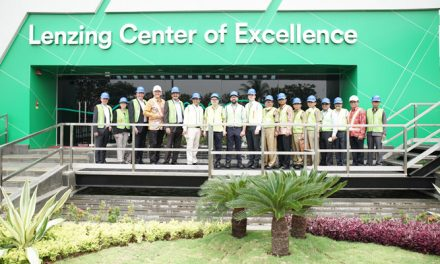 Lenzing opens Center of Excellence in Indonesia