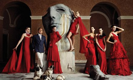 6.6 per cent average annual sales growth in Italy's fashion sector